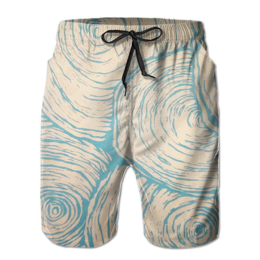 Original Mens Beach Shorts Swim Trunks