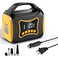 Deals on Rovtop Tire Inflator Air Compressor