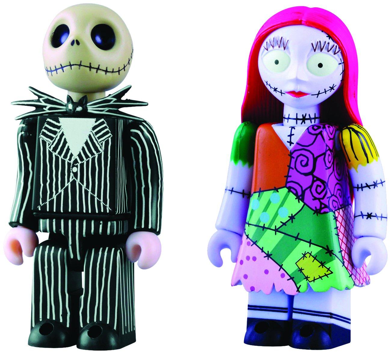 Medicom The Nightmare Before Christmas Jack and Sally Kubrick 2-Pack 2