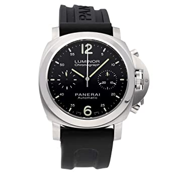 Panerai Luminor Mechanical (Automatic) Black Dial Mens Watch PAM 310 (Certified Pre-