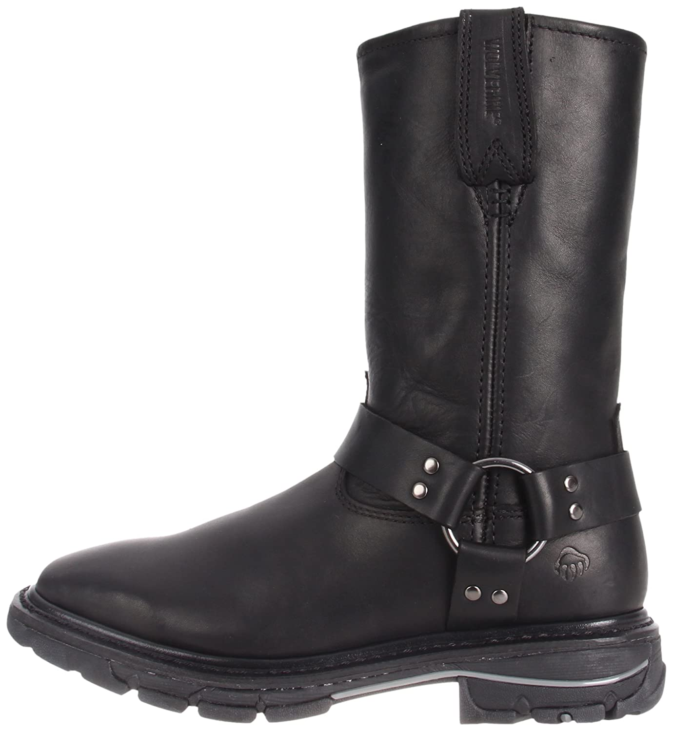 74cf23255a6 Amazon.com | Wolverine Men's Javelina Horsepower Harness Boot ...