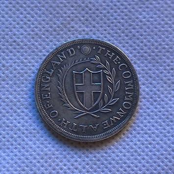 Amazonde 1652 Commonwealth Großbritannien Silber Schilling Münze Copy