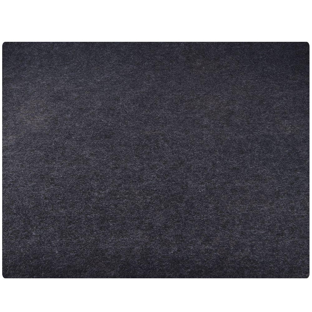 Garage Floor Mat (18' x 7'6''), Absorbent/Waterproof/Lightweight/Washable Garage & Shop Parking Mats