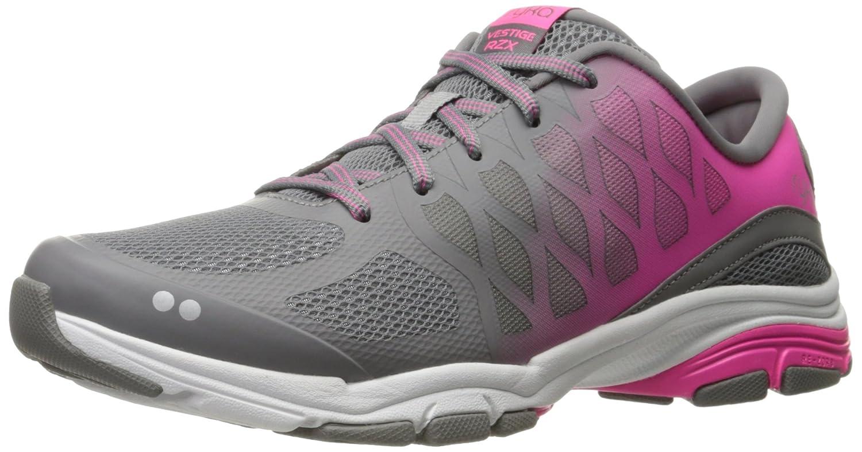 Ryka Women's Vestige RZX Cross-Trainer Shoe B01KW060JW 5.5 M US|Grey/Pink