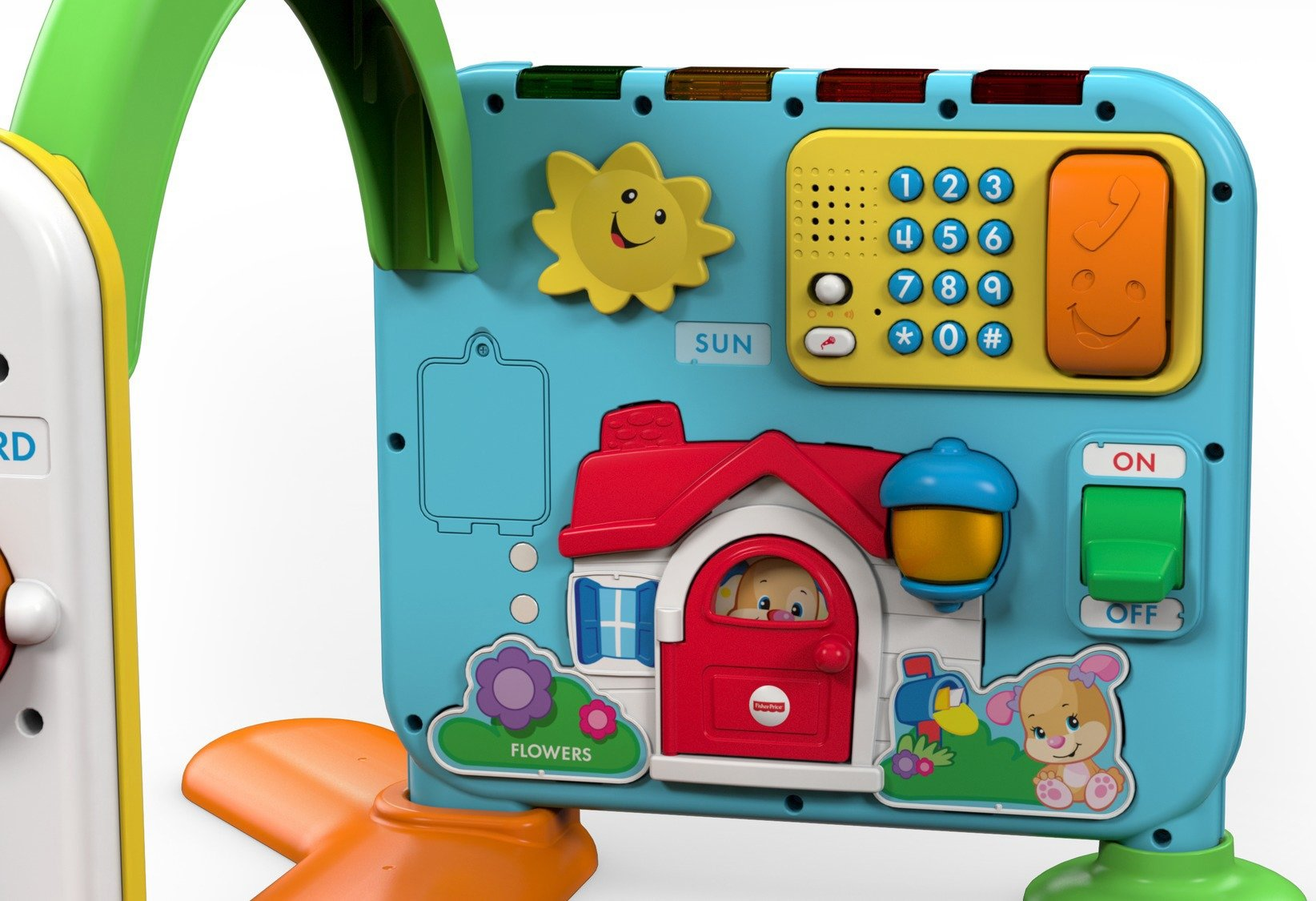 Fisher-Price Laugh & Learn Crawl-Around Learning Center by Fisher-Price (Image #30)