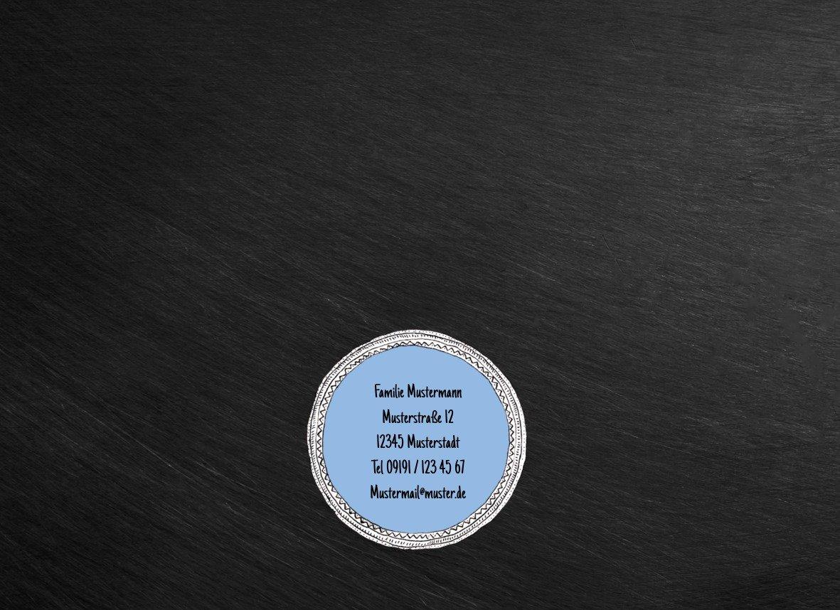 Kartenparadies Danksagung für Geburt Baby Dankeskarte Dankeskarte Dankeskarte Vintage Bär, hochwertige Danksagungskarte Baby inklusive Umschläge   100 Karten - (Format  148x105 mm) Farbe  MattBlau B01MZFQ9W6 | In hohem Grade geschätzt und weit vertrautes herein un 469ebc