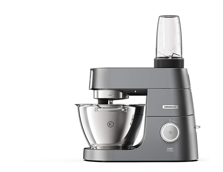 Kenwood KAH740PL Blend Xtract Sport Mixer | Küchenmaschinen Zubehör | Geeignet für alle Chef und kMix Küchenmaschinen | 2 x 0, 6 L Trinkbecher