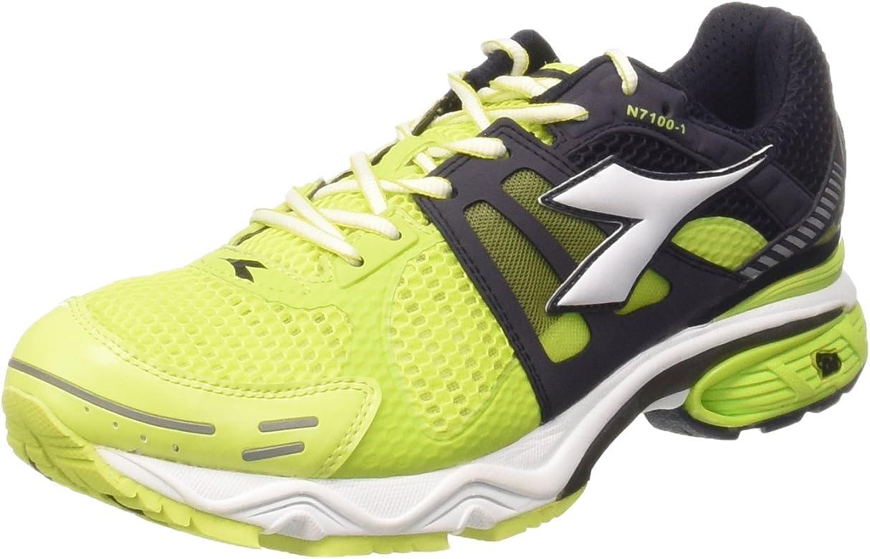 Diadora N-7100-1 - Zapatillas de Running de Material Sintético ...