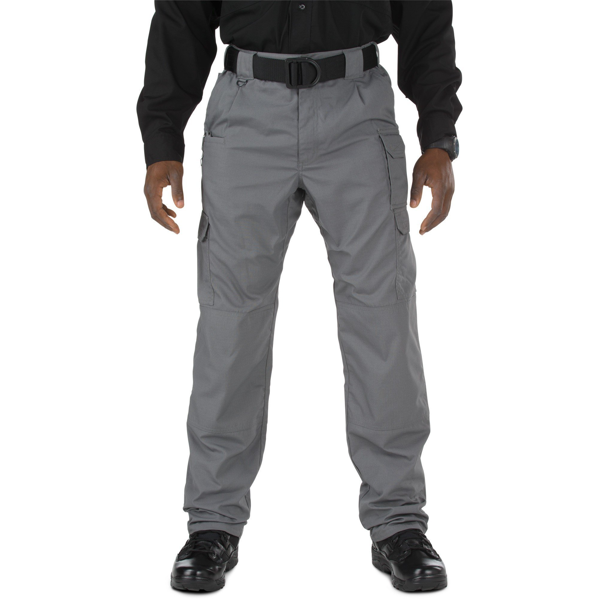 5.11 Tactical Men's Taclite Pro EDC Pants, Storm, 36-Waist/30-Length