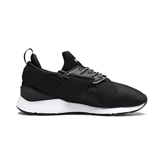 Puma Damen Muse Satin EP Wn's Sneaker B07FBHF3FG