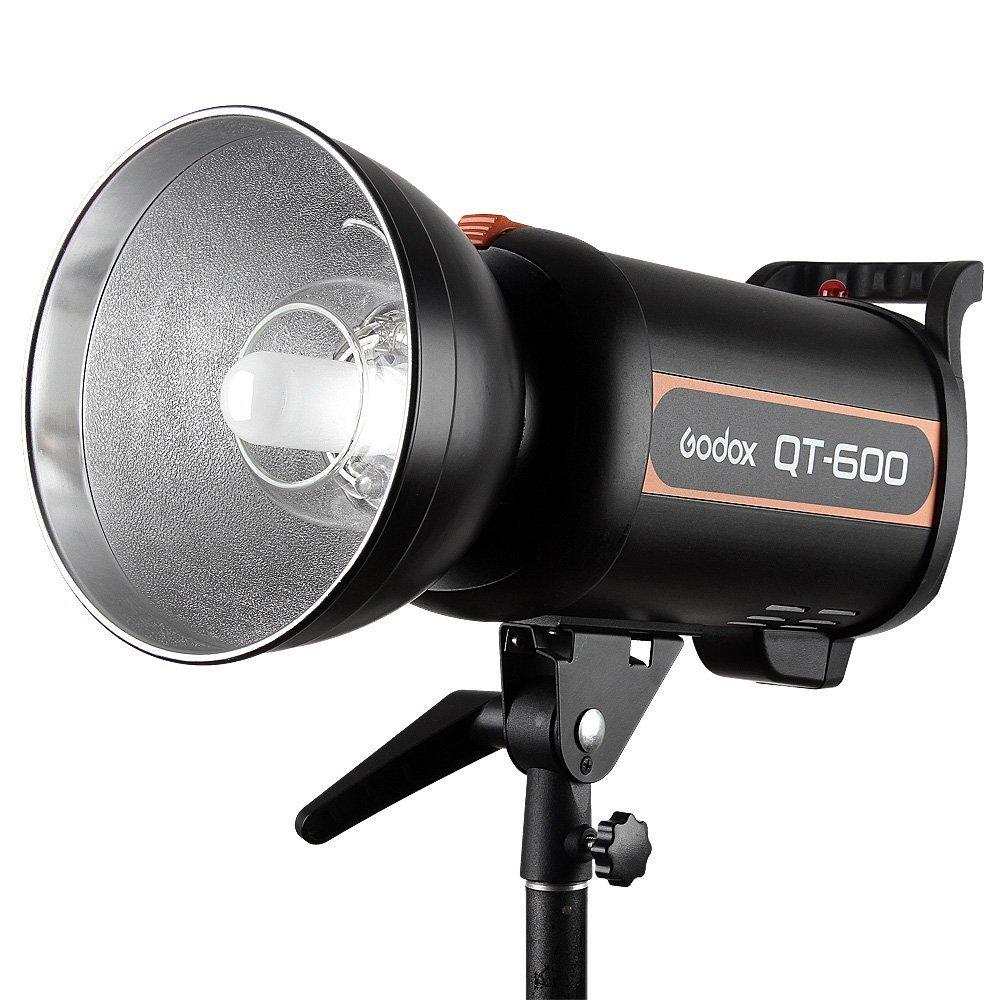 Godox QT600 600W Fast Speed Photography Studio Strobe Flash Light Head 110V by Godox (Image #7)