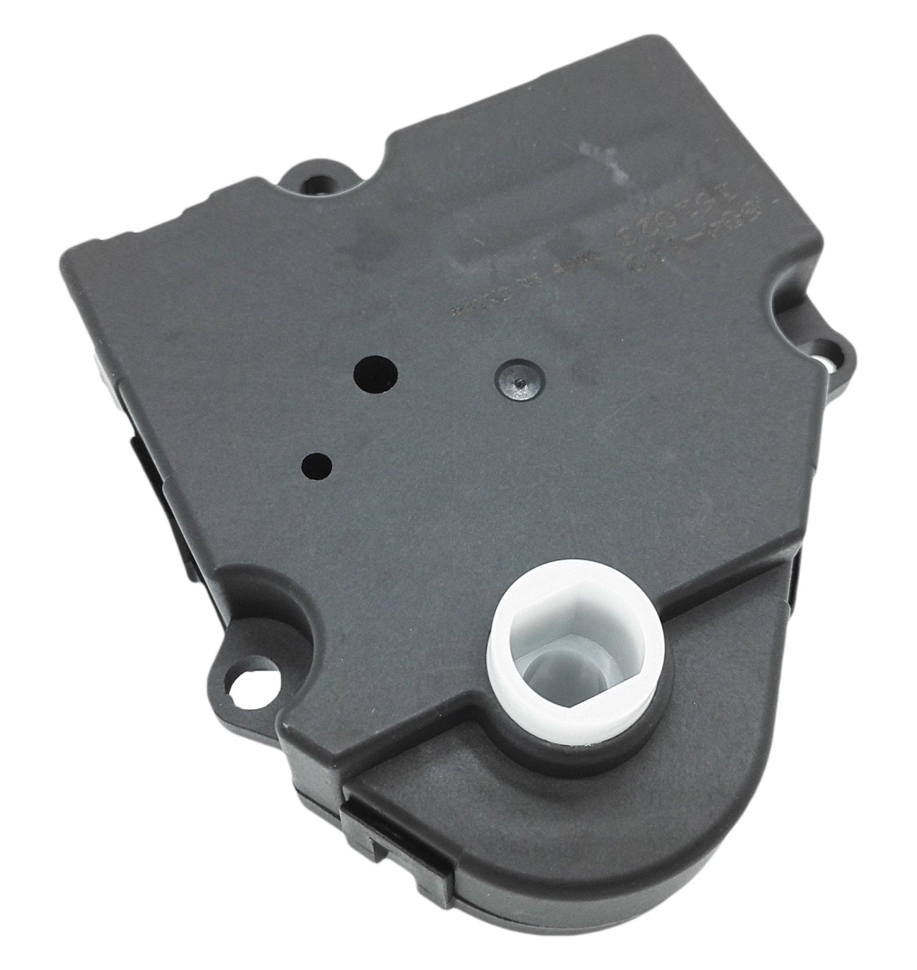 HVAC Heater Blend Door Actuator for 03-14 Cadillac Chevrolet GMC 08-09 Hummer