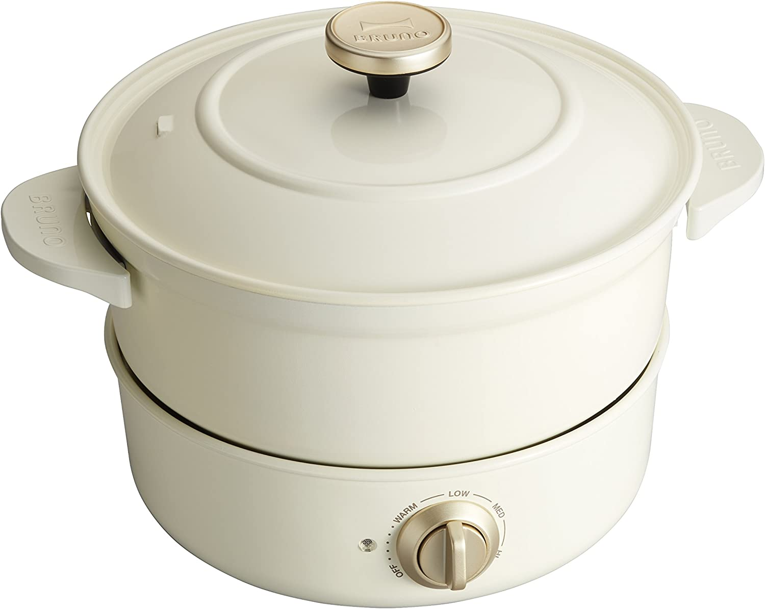 BRUNO Electric grill pot BOE029 White