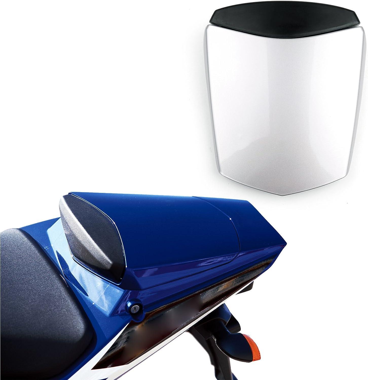 Artudatech Motorrad Soziusabdeckung Sitzkappe Verkleidung Heckabdeckung R/ücksitzbezug Rear Seat Cowl Fairing Tail Cover f/ür Yamaha YZF 600 R6 2003 2004 2005