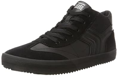 Unisex Adults J Alonisso Boy C Hi-Top Trainers Geox o8l6AHsd5