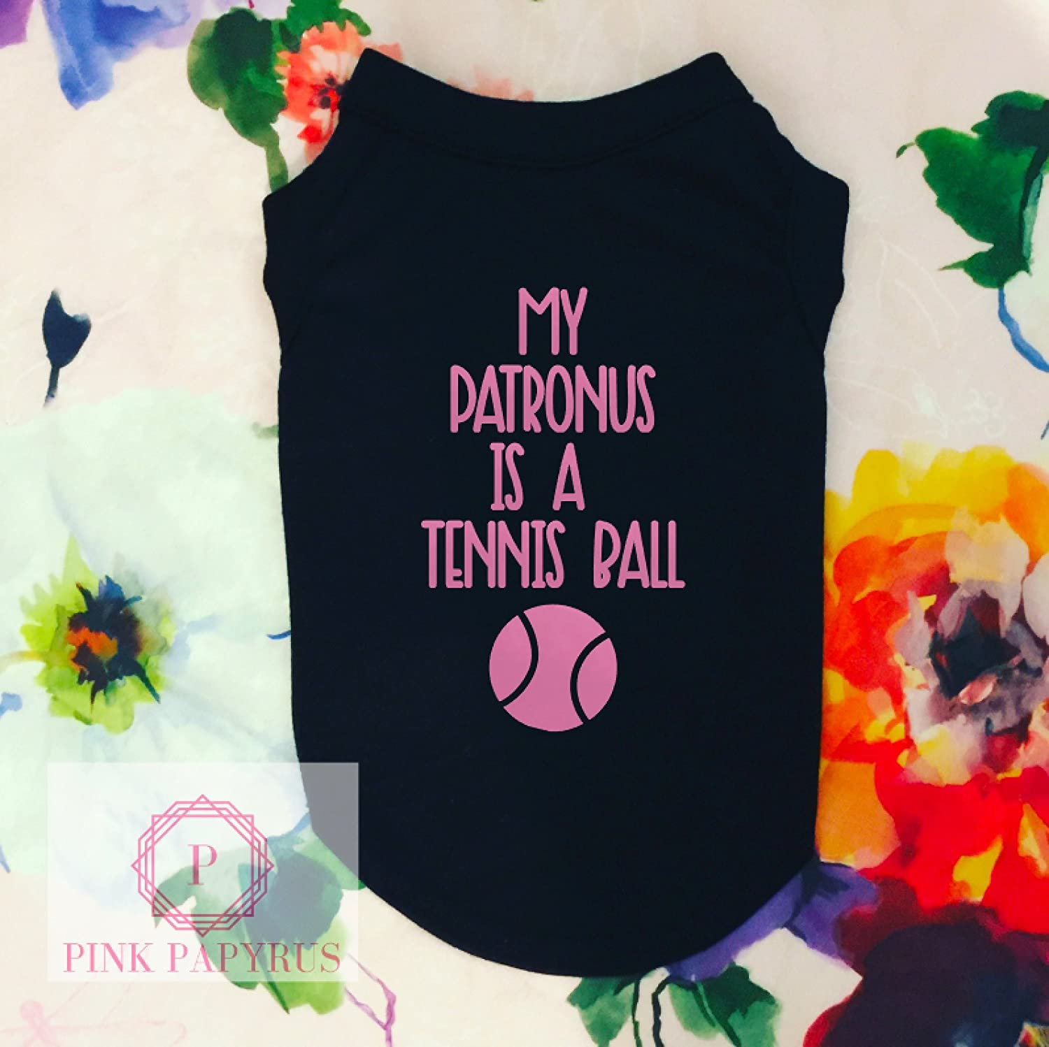 My Patronus Is A Tennis Ball Dog Shirt