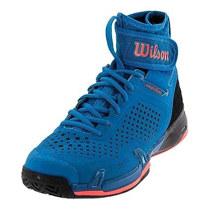 official photos 6ff7f 93705 Wilson WRS322550 Men s Amplifeel Tennis Shoes, 7.5 US (Blue)