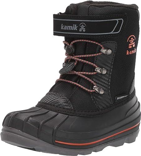 Kamik Boys Waterproof Chuck Winter Boot