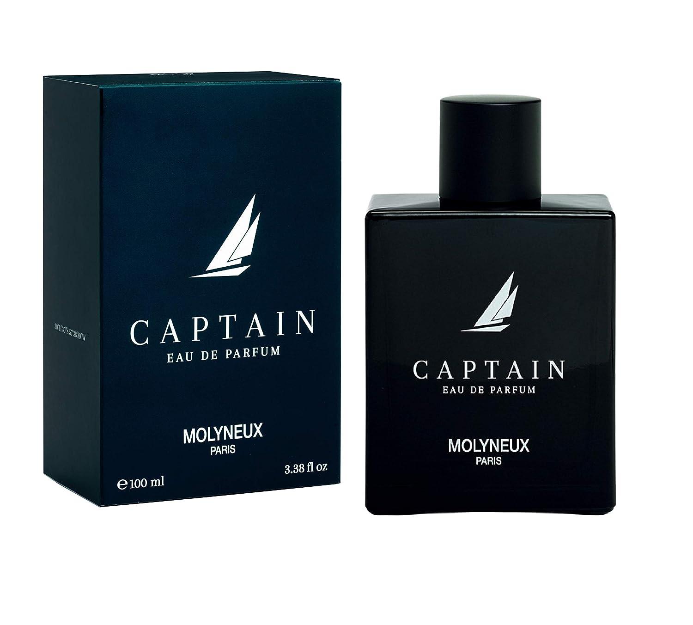 Spray Pour Molyn Captain Edp Lui Ml 100 Eux ZlTwOiPukX