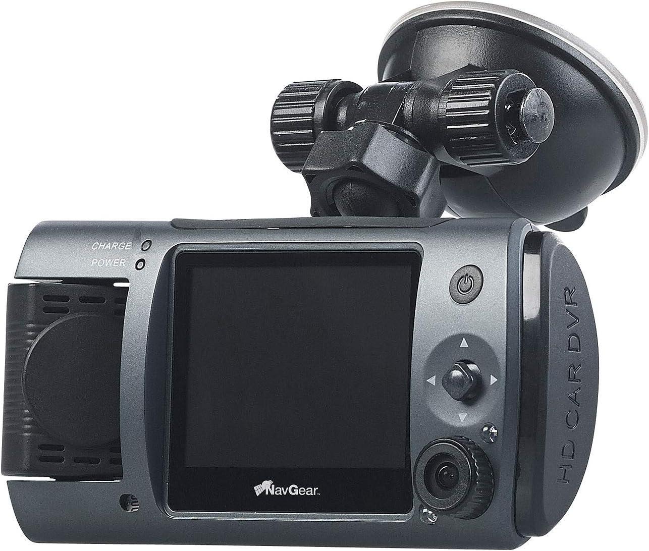 Navgear Dashcam Mit Zwei Kameras Full Hd Dashcam Mit 2 Elektronik