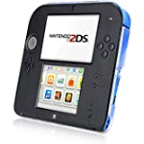 Compatible with for 2DS Case, Akwox Transparency Plastic Hard Protective Cover Case Shell Skin for 2DS