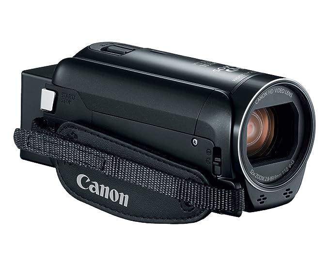 Review CanonVIXIA HF R800 Camcorder