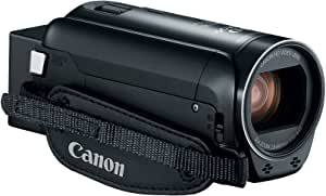 Canon VIXIA HF R800 Portable Video Camera Camcorder with Audio Input(Microphone),3.0-Inch Touch Panel LCD, Digic DV 4 Image Processor, 57x Advanced Zoom, and Full HD CMOS Sensor, Black