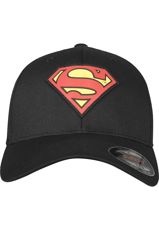 MERCHCODE Herren Superman Flexfit Cap MC079