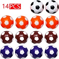 "NONE BRAND Zdgao Foosball Balls Table Soccer Balls 1.4"" (36mm) Foosball Replacement Balls 14 Pack"