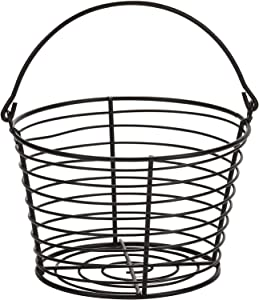 LITTLE GIANT Small Egg Basket Basket for Carrying and Collecting Chicken Eggs (Item No. EB8)
