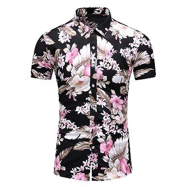 3bef7376e36 Amazon.com  Men s Fashion Top Blouse