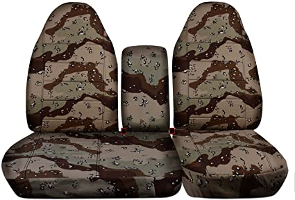 Fantastic Totally Covers Fits 2001 2003 Ford F 150 Camo Truck Seat Covers Front 40 60 Split Bench W Console Molded Adjustable Headrests W Wo Integrated Caraccident5 Cool Chair Designs And Ideas Caraccident5Info