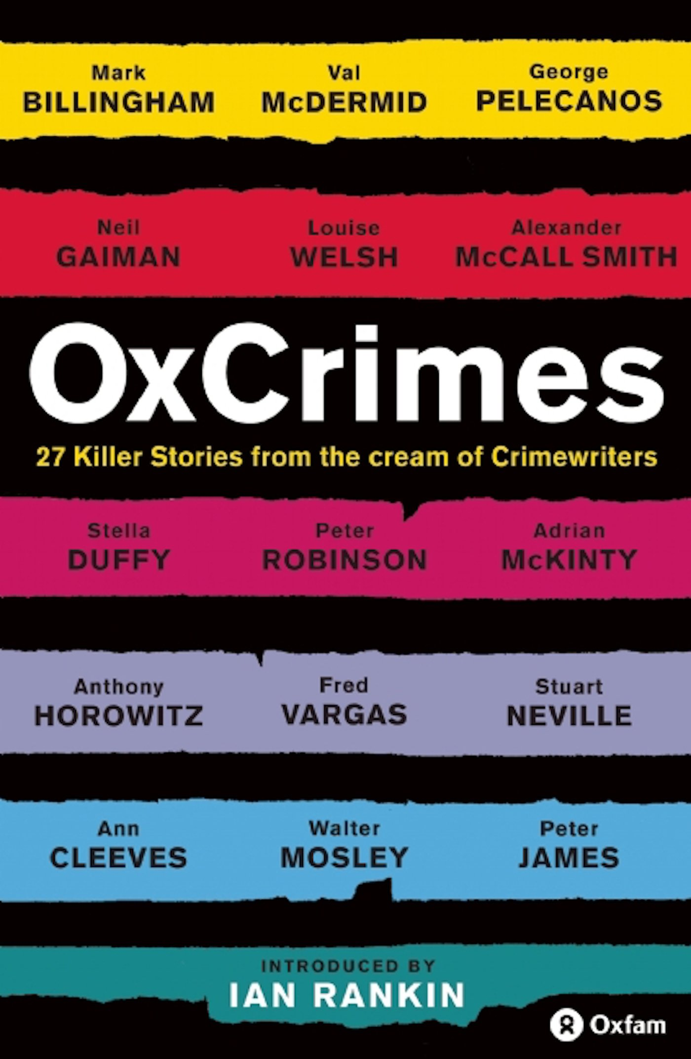 Oxcrimes: Introduced By Ian Rankin (ox Tales)