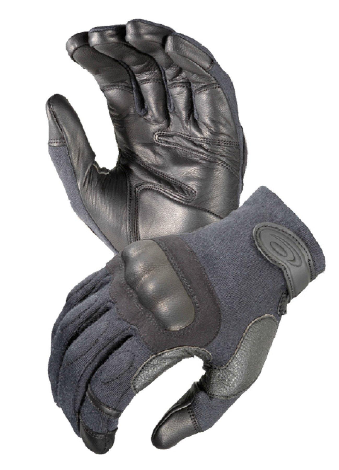 Hatch SOG-HK300 Operator  HK Glove, Black, Medium