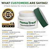HemoTreat - Hemorrhoid Treatment Cream,FDA LISTED