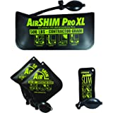 Calculated Industries 1132 AirShim Inflatable Pry Bars and Leveling Tools 4-pc Value Pack – 2 Original AirShims, 1 AirShim Pr