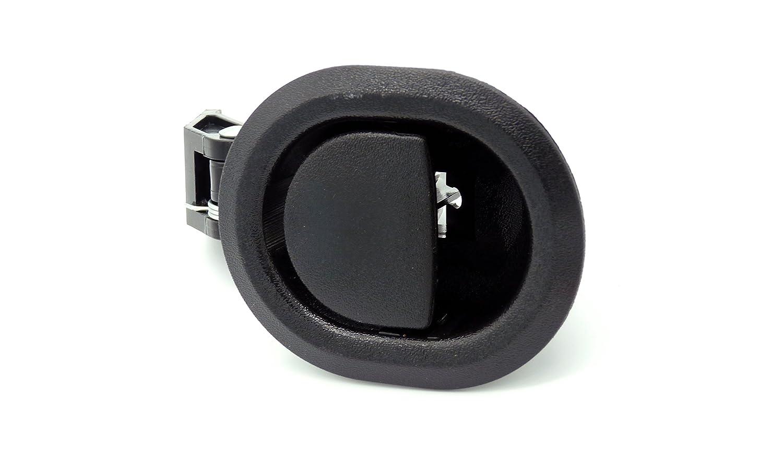 Palanca de sillón y sofá relax - reclinable Cabezal de cable * 3 mm. Carcasa ovalada de plástico sin cable.