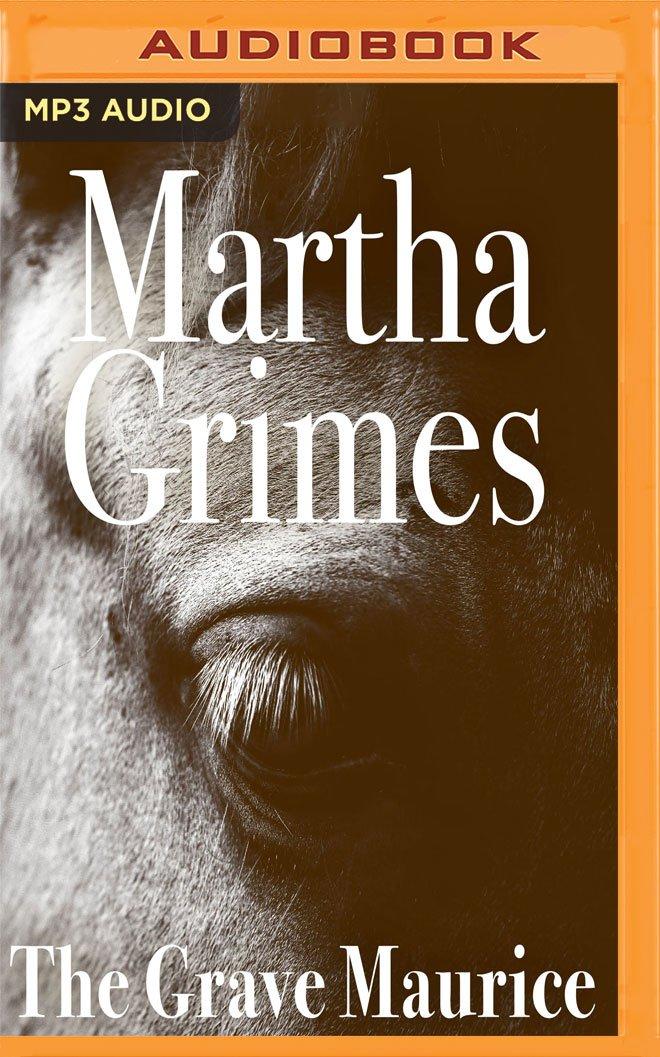 Download The Grave Maurice (Richard Jury) pdf epub