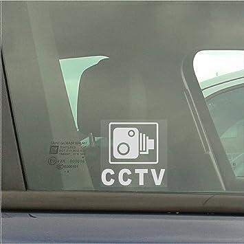 X Xmm CCTV Camera Security Window StickersCCTV Amazonco - Window stickers amazon uk