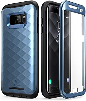 Clayco Funda Galaxy S7 Edge [Hera Series] Case Resistente con ...