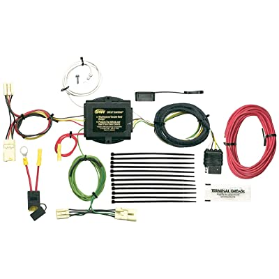 Hopkins 43445 Vehicle to Trailer Wiring Kit for Toyota RAV4: Automotive