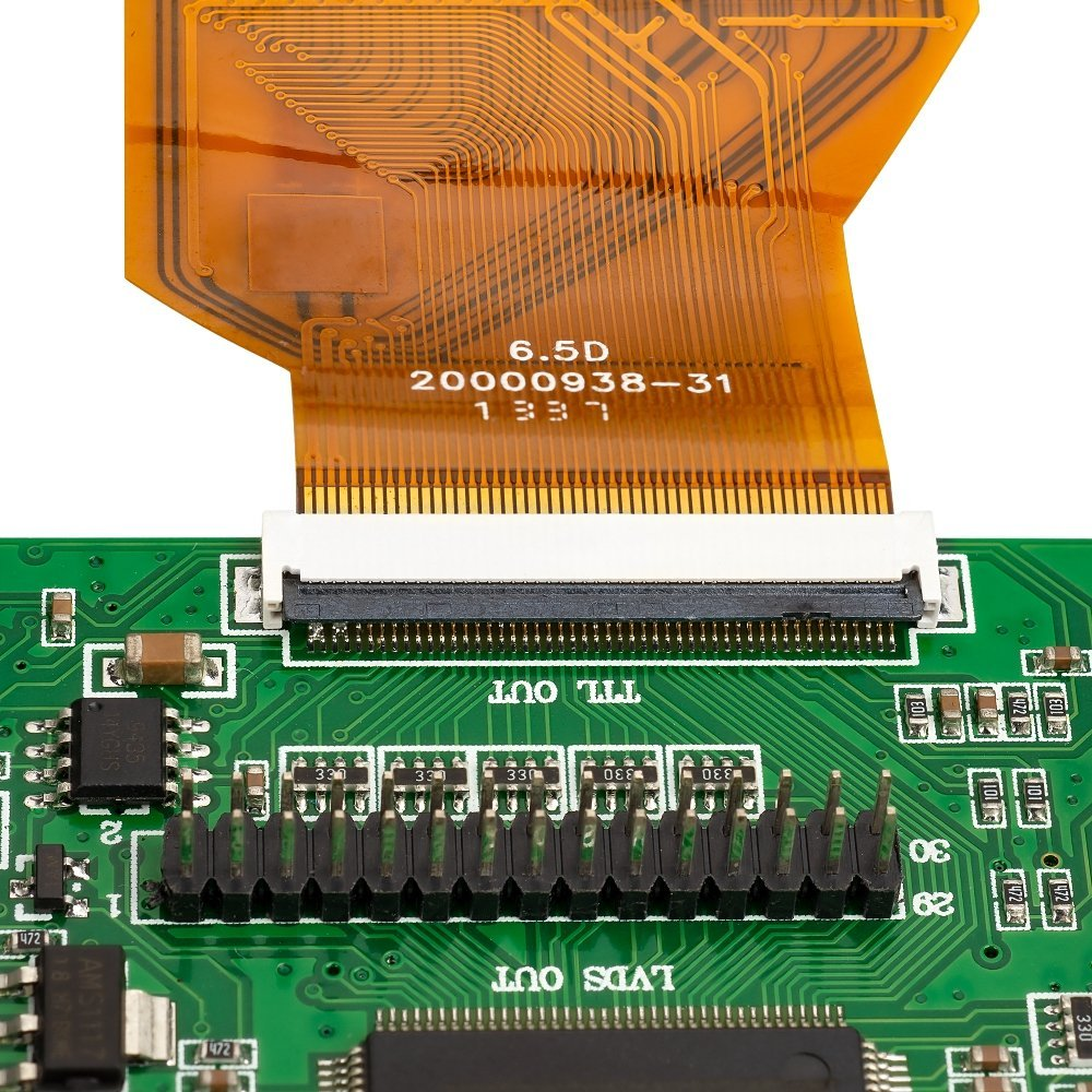 65 Inch Car Lcd Driver Kit Display Screen Tft Monitor Circuit Electronic Wallpaper 1920x1200 Arts 800x480 With Hdmi Vga Input Board Controller Electronics