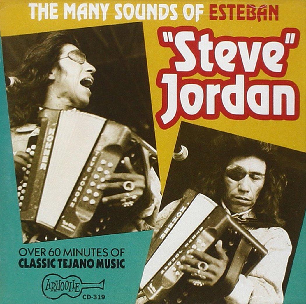 The Many Sounds Of Steve Jordan by Arhoolie