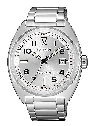 Citizen Sports NJ0100-89A - Reloj de Pulsera automático para Hombre: Amazon.es: Relojes