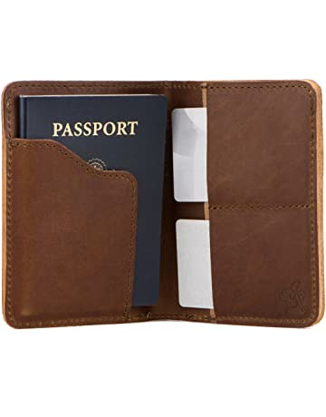 1c2e6367ee5 Saddleback Leather Co. RFID US Passport Holder Family Passport Wallet  Includes 100 Year Warranty