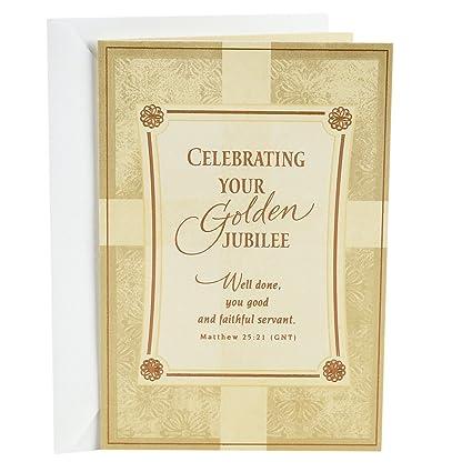 Amazoncom Dayspring Religious Anniversary Greeting Card Faithful