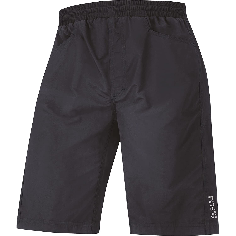 GORE BIKE WEAR Herren Mountainbike Shorts mit gepolsterter Innenhose, Countdown 2.0 Tour Shorts+, TCOUTI