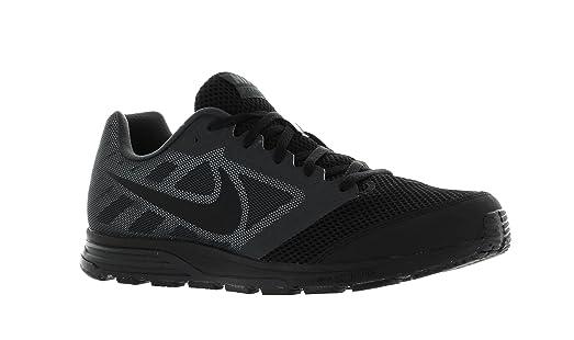 Nike Men's Black/Black-Anthracite Zoom Fly Team Running Shoe US 11