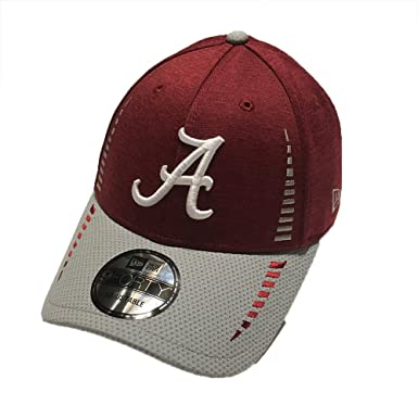 Image Unavailable. Image not available for. Color  Alabama Crimson Tide New  Era 9Forty Speed Tech Adjustable Hat 2042a24be