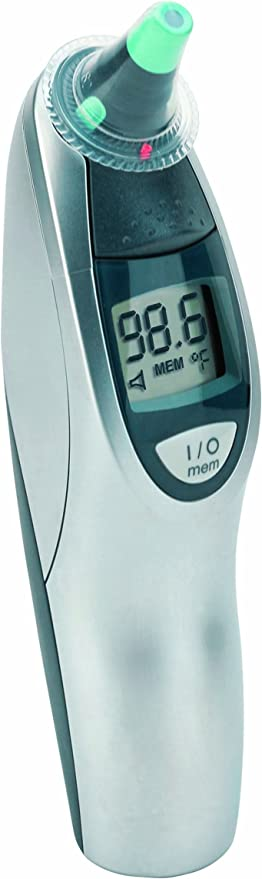 Braun Thermomètre Auriculaire Thermoscan Pro 4000:
